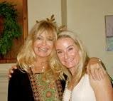 Goldie Hawn and Brooke