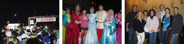 Disney Goofy Race