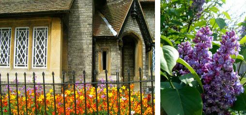 London Cottage